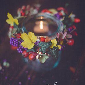 dem Herbst ein Kränzchen gewunden, Herbstkranz, Natur, Rosenresli, Waldorf, Lillemor Fotografie, Bietigheim-Bissingen