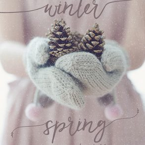 no matter how long the winter, spring is sure to follow, Poesie, words, quotes, Winter, Frühling, spring, Lillemor Fotografie, Bietigheim