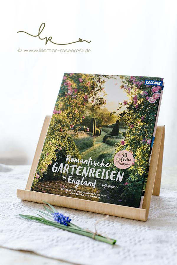 Verlag Callwey, DKMS, Spendenaktion, Stammzellenspende, romantische Gartenreisen in England, Lillemor Fotografie, Bietigheim-Bissingen