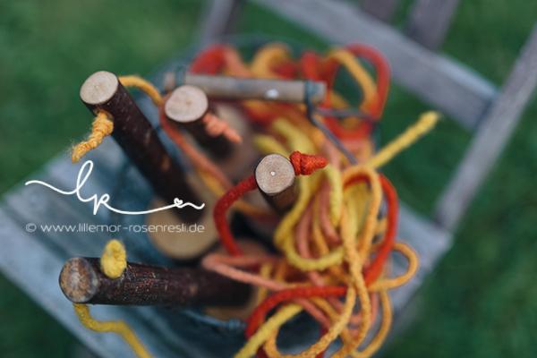 Holz & Filz, Waldorfkindergarten, Handwerken mit Papa, Abschiedsgeschenk, Schulkinder, Lillemor, Kinderfotografie, Bietigheim-Bissingen