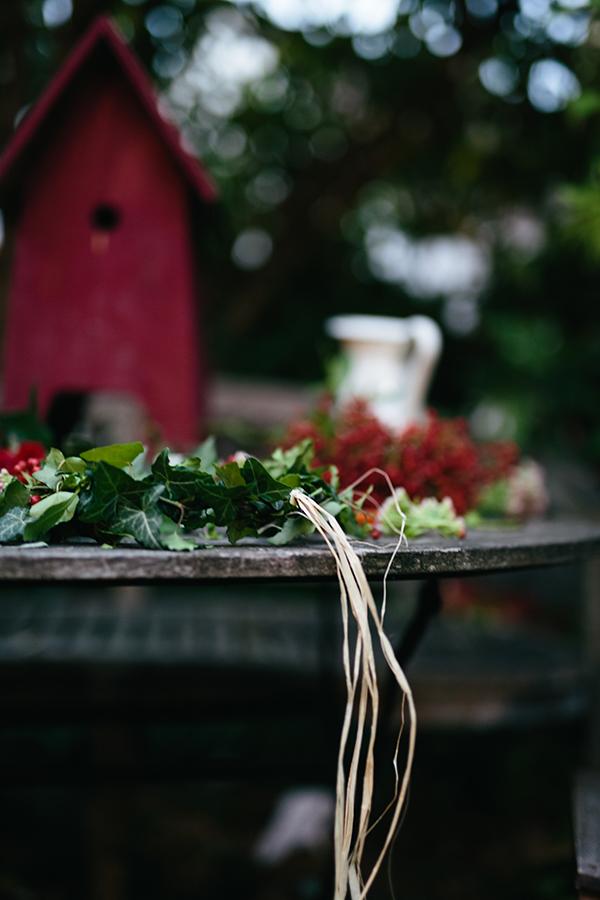 Blumenkranz, Einschulung, Waldorfschule, erster Schultag, Waldorf, Herbst, dokumentarische Fotografie, Reportagefotografie, Fotograf, Lillemor, Bietigheim-Bissingen