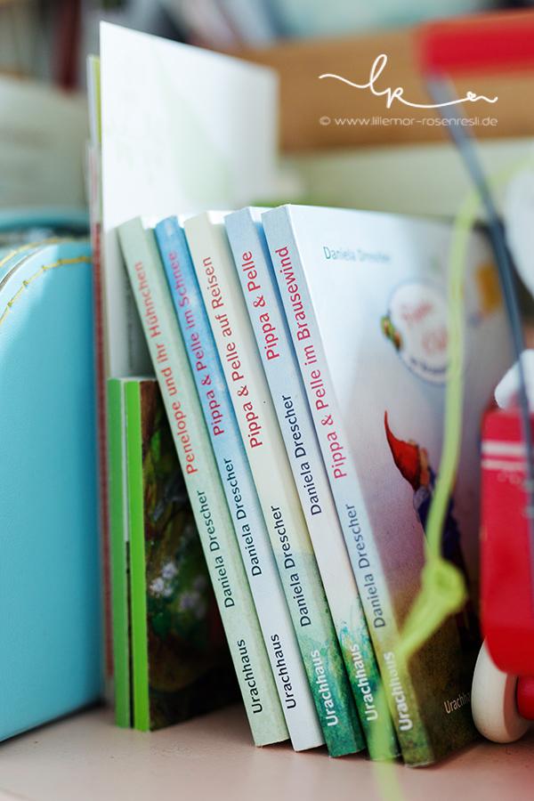 Pippa und Pelle, Bilderbuch Daniela Drescher, Stickdatei Pelle, Michele Brunnmeier, acufactum