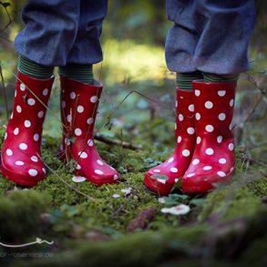 natürliche Kinderfotografie, Waldtag, Waldkinder