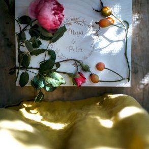 Hochzeitsfotografie, Fineart, Hahnemühle, Hochzeitsreportage, natürlich verpackt, Holzschatulle, Schatzkästchen