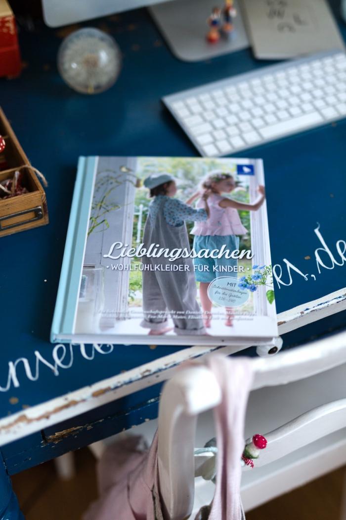Näh-Bilderbuch Lieblingssachen, Daniela Drescher