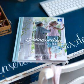 Bucheinblicke, Lieblingssachen, Daniela Drescher, Wohlfühlkleider für Kinder