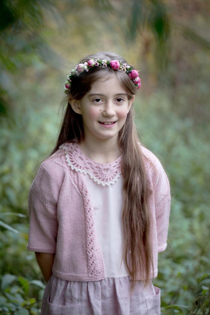 Lieblingssachen, Daniela Drescher, Kleiderschnitte für Kinder, Blumenkränzchen vom Blumenladen Thabea Seitel Bietigheim